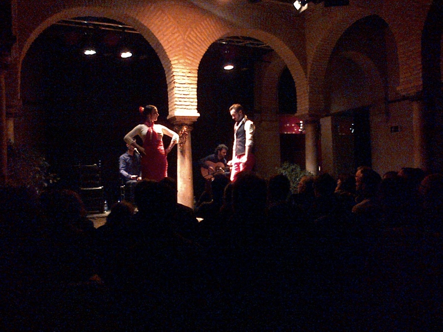 Show de Flamenco no Museo Flamenco Sevilla