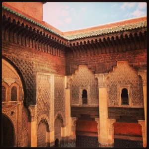 universidade arabe marrakesh