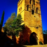 Torre Abacial, em Laguardia