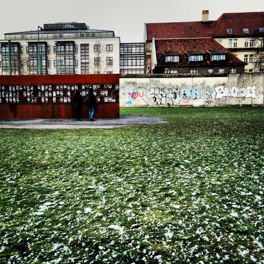Muro de Berlim em cores