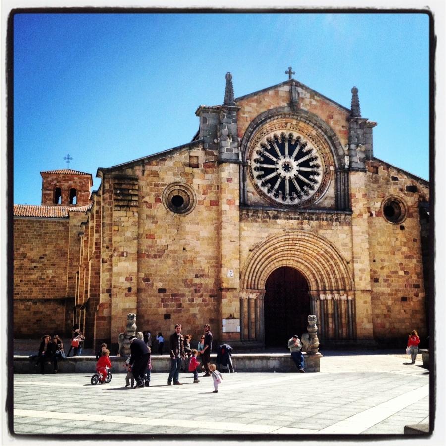 Igreja de San Pedro em Ávila