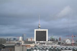 Berlim, em eterna reconstrução