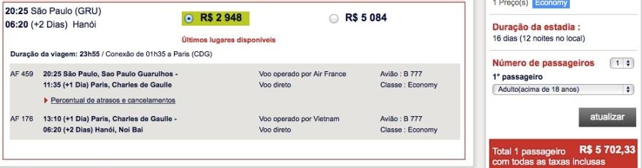 Air France Hanoi