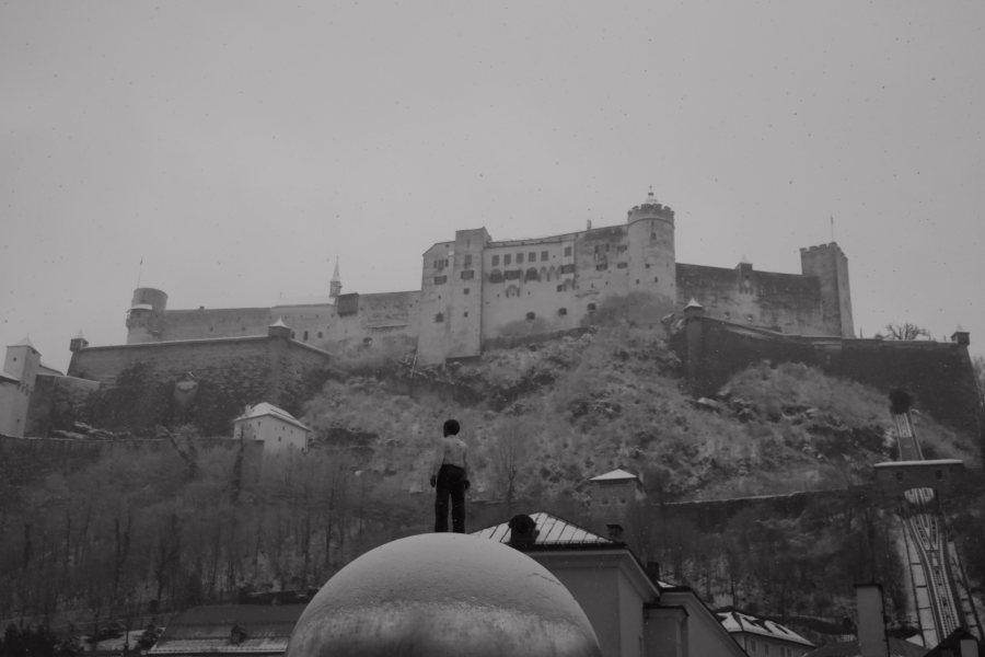 Vista do forte desde a Kapitelplatz