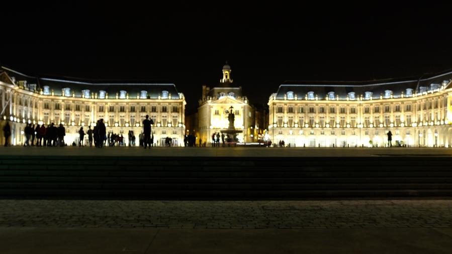 Praça da Bolsa (Place de la Bourse), Bordeaux