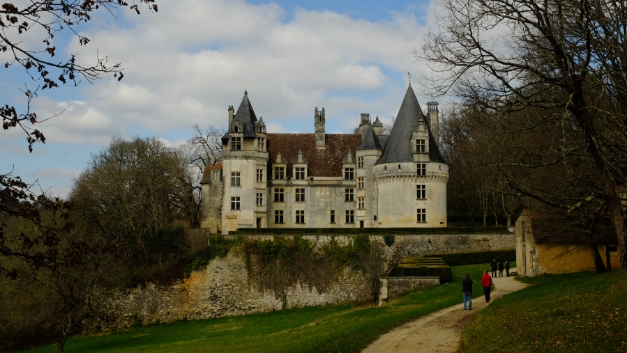 Castelo de Puyguilhem