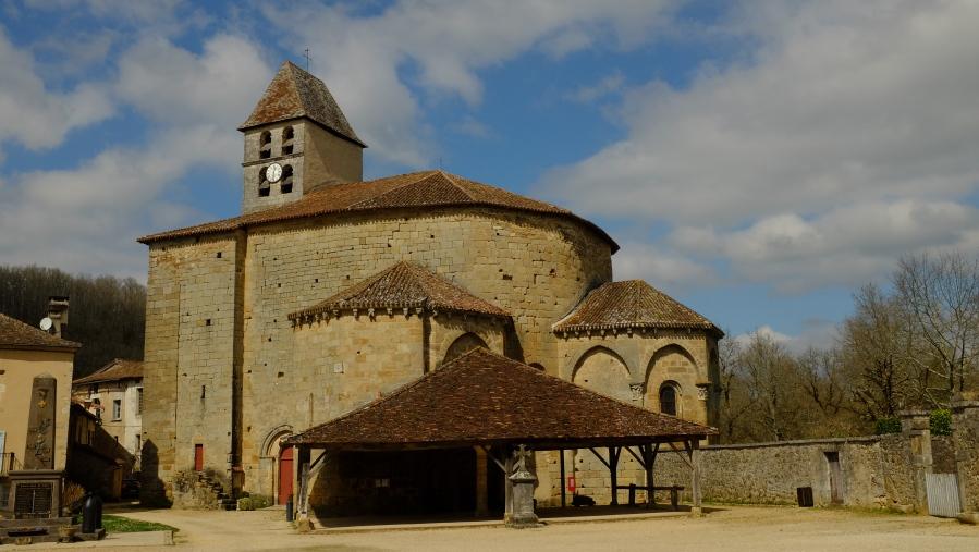 Igreja de Saint - Jean - de -Côle