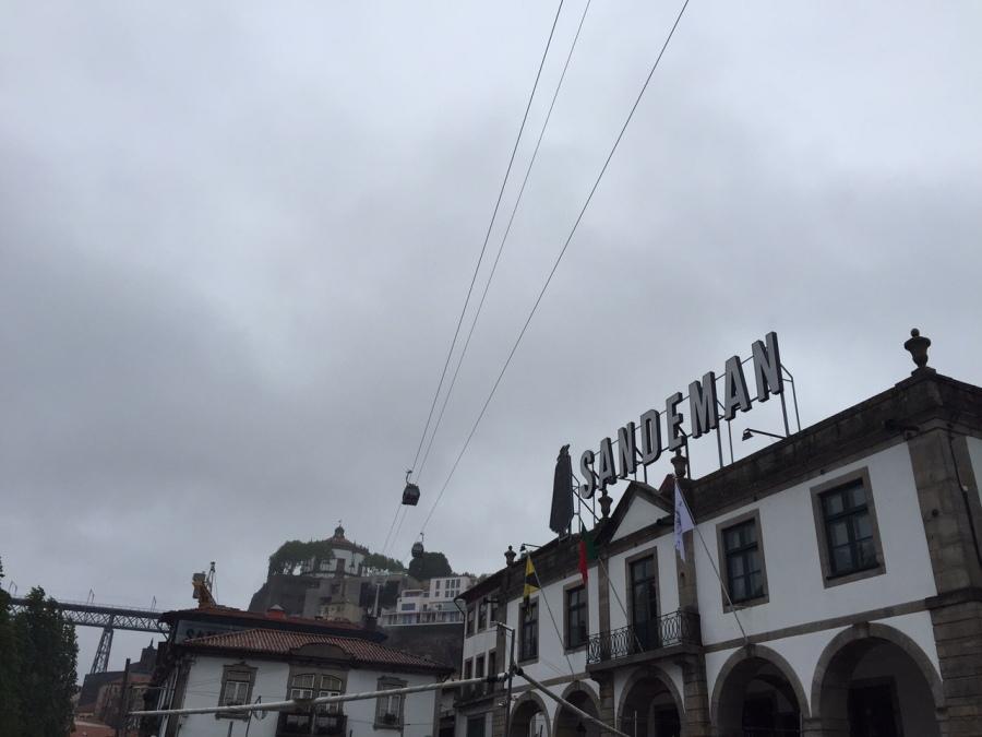 Sandeman em Vila Nova de Gaia