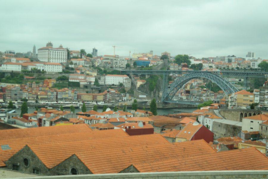 Cidade do Porto e Ponte Luís I