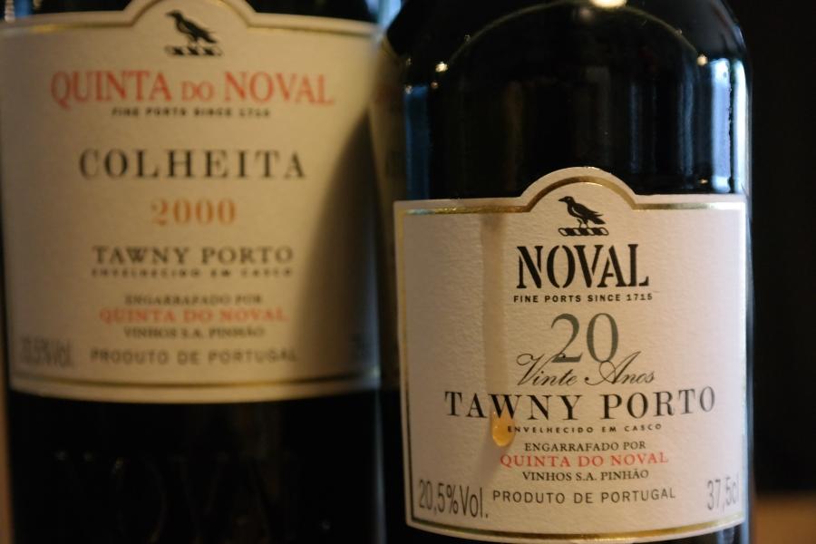 Degustação  de vinho do Porto na Quinta do Noval em Vila Nova de GGaia