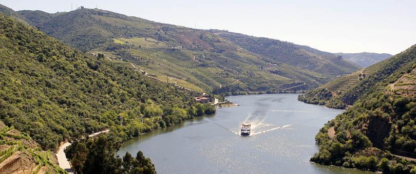 Cruzeiro pelo Douro