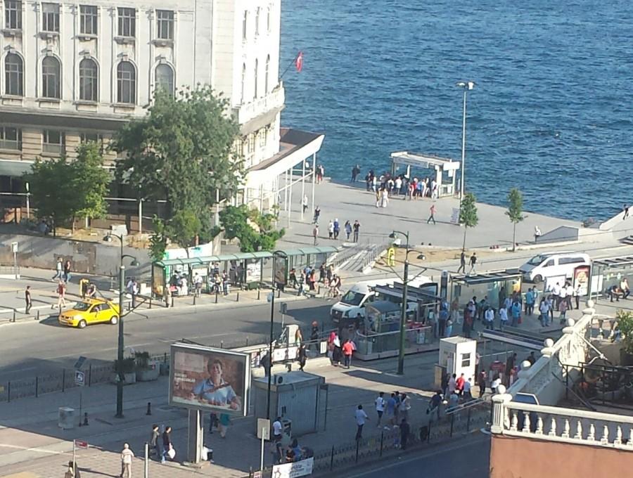 O trânsito de Istanbul melhora infinitamente no período do Ramadã