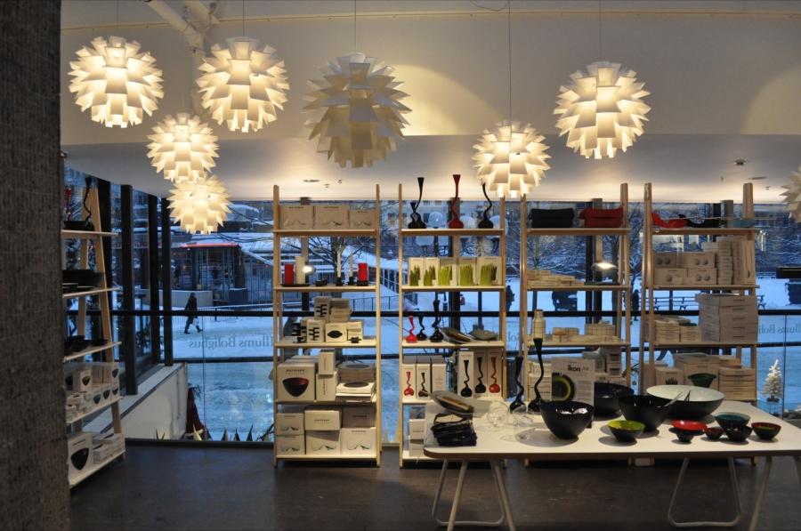 Illums Bolighus. loja de design em Estocolmo (foto: divulgação)- Suécia e Noruega têm diversas lojas de desenho a preços acessíveis